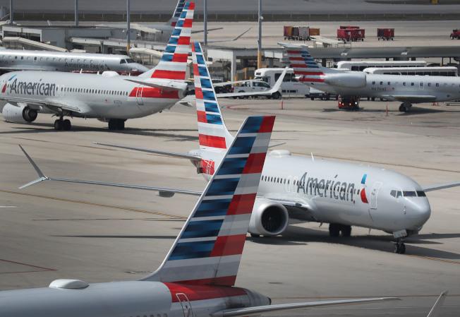 波音737Max 的安全性引起大眾憂慮。(Getty Images)