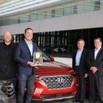 現代汽車Santa Fe獲J.D. Power最可靠中型休旅車殊榮