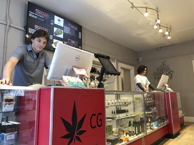 從事大麻業任何經驗和學歷都能勝任。(美聯社)
