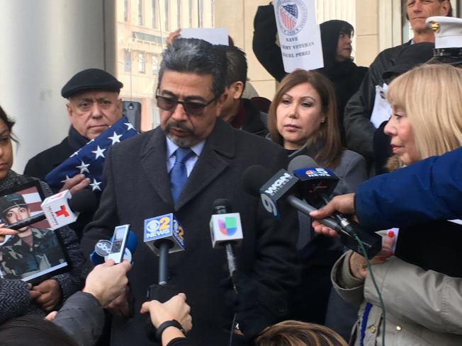 蘇禮仕13日證實,曾為聯邦調查局(FBI)臥底,並請求保護隱私。(本報檔案照片)