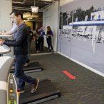 久坐不動、站立辦公都不行 來學Google 邊工作邊運動