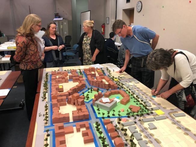 庫市市府與城市規畫軟體公司合作,盼能使作業程序更簡便、透明。(圖:本報檔案照片)