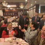 台北經文處宴請傳統僑社