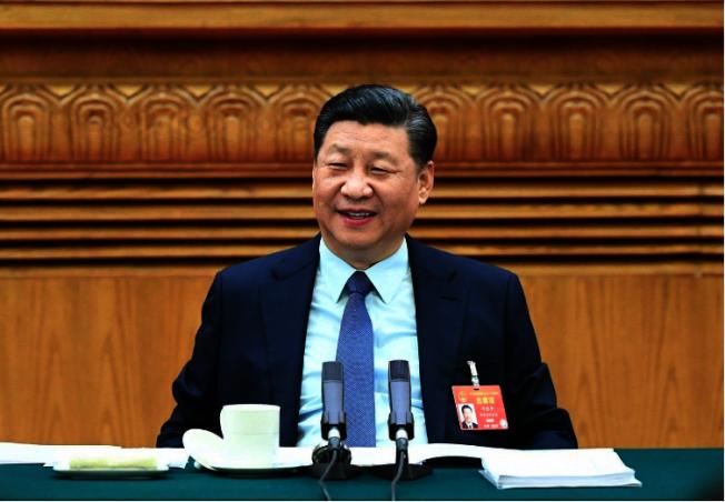 中國國家主席習近平。圖/新華社