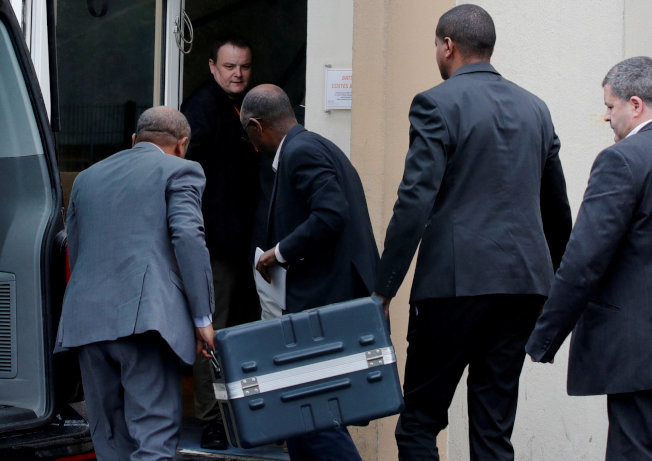 衣航空難航班的黑盒子已送往法國鑑驗。(路透)