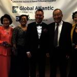 加州華人保險協會 捐贈獎學金