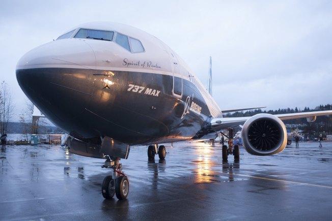 波音公司準備砸大錢升級737 Max型客機軟體。(路透資料照片)