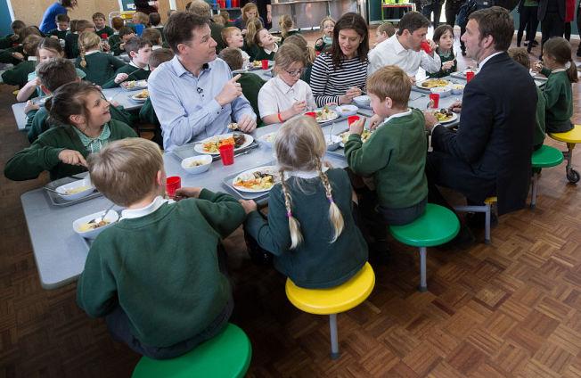 調查顯示家長為孩子準備的午餐,營養價值經常較學校餐點略遜一籌。(Getty Images)