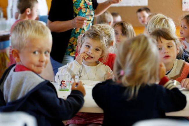 飲食營養均衡關係著孩子的生長發展。(Getty Images)