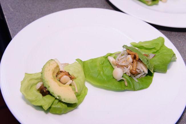 專家認為以植物為主的餐點有益健康。(Getty Images)