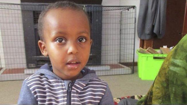 三歲的伊博拉欽是清真寺屠殺慘案中年紀最小的罹難者。(美聯社)