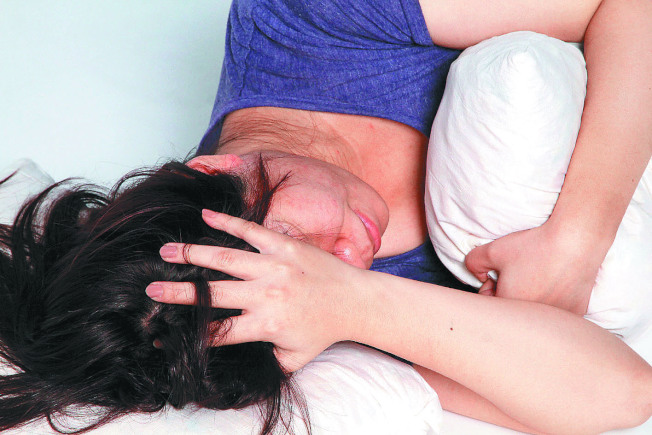 一種少見的致命性失眠症,三到五年內死亡。(本報資料照片)
