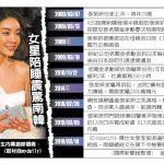 1張圖 南韓自殺女星 1天性招待政商名流逾10人