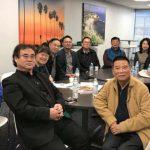 華人之友首屆理事會成立 彭應吉掌舵