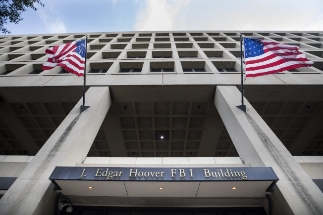 FBI坐落華府的總部大樓。(歐新社)