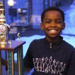 「要成最年輕大師」 8歲奪西洋棋冠軍 可望創棋壇紀錄
