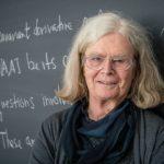 「數學諾貝爾」女性第一人 幾何分析先鋒烏倫貝克殊榮