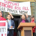 金山11位議員 支持全民醫保