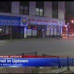芝北華埠傳槍響 兩名男子當街中槍