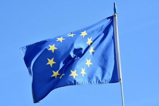 歐盟各國領導人聯手為中國政策背書,在歷史上可說是史無前例。圖為歐盟旗幟。(圖取自Pixabay圖庫/中央社)