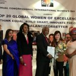 大芝加哥華僑華人聯合會主席鄭征 獲頒傑出婦女獎