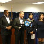 州參議會辦社區教育論壇  SHSAT存廢聽民意
