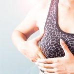 乳房摸到硬塊 8成5是良性