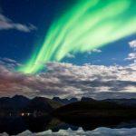 地磁爆來了  北美周末可見北極光! 紐約州到華州  有機會見奇景