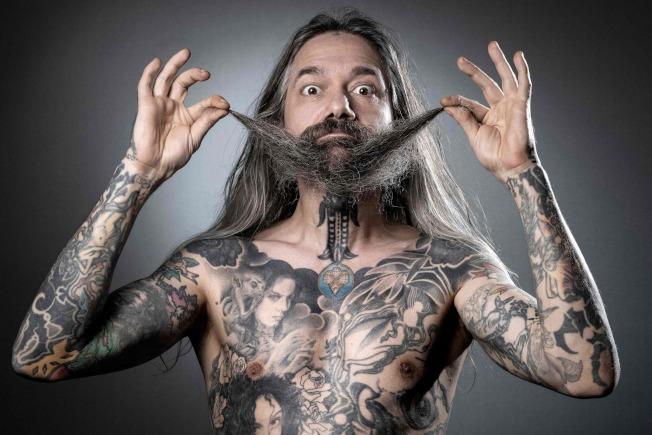 有的人喜歡紋身。(Getty Images)