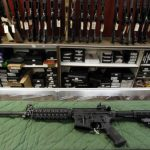 加州槍枝彈藥新法將生效 擁槍者狂買