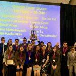 2019加州學術十項全能決賽  格拉納達山特許高中奪冠