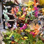 〈圖輯〉梅西百貨國際花卉展 帶你遊外太空