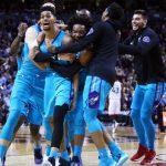 NBA/恐龍遭黃蜂絕殺 林書豪上場6分鐘抱蛋