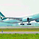 國泰機師出疹後照飛7航班 往來香港、新加坡、曼谷