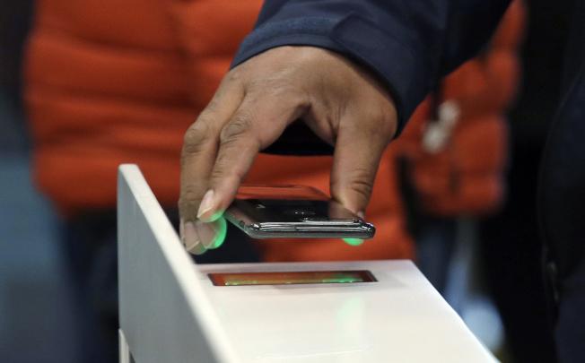 芝將引入Apple Pay手機支付乘車,預計年末啟動。(Getty Image)