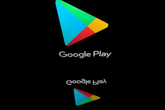 在網上付費購買應用程式App,谷歌Google Play與蘋果App Store的審核與認證機制均較嚴謹安全。(Getty Images)