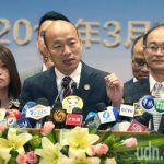 徵召韓國瑜選總統李佳芬選市長? 韓國瑜怒:惡意醜化
