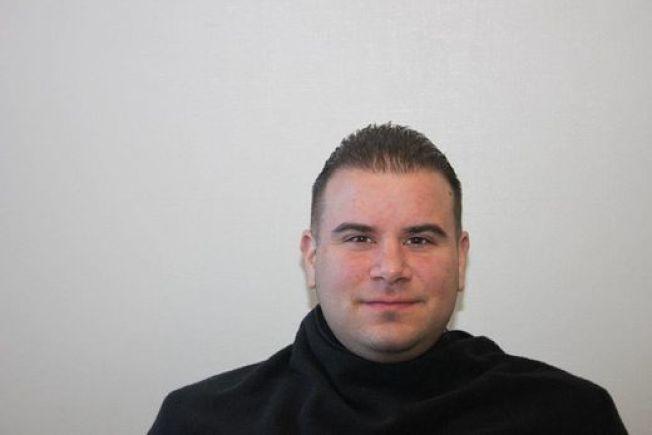 帕特森警察Daniel Pent。(帕特森警局)
