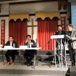 25區區長 2候選人談華埠發展