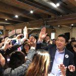 楊安澤選總統 已獲8萬筆捐款