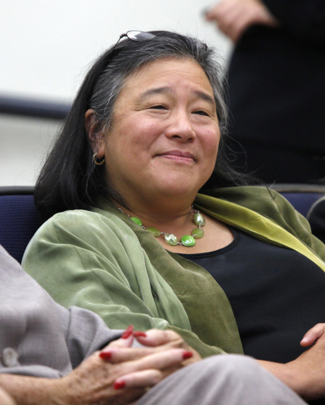 前第一夫人米雪兒的幕僚長陳遠美。(美聯社)