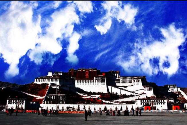 中國嚴格限制美外交官、記者與一般平民拜訪西藏。。(取材自西藏旅遊網)