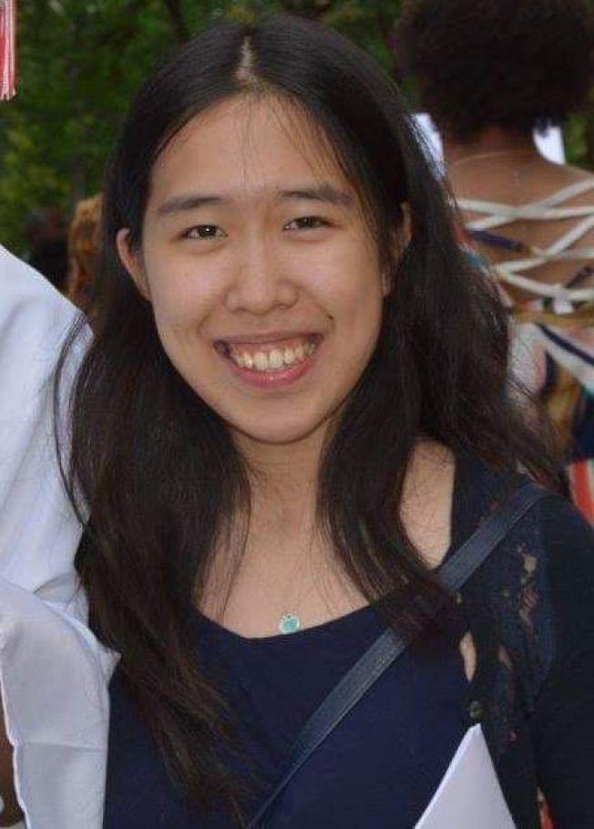 世報夢想獎學金得主 梅家愛致力生科和亞裔研究