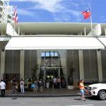 蔡英文海洋民主之旅 夏威夷落幕 百位僑胞送行