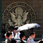 北京發布留學預警:美緊縮中國學生簽證 赴美應加強風險評估