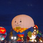 世界上最大型的熱氣球節  阿爾伯克基國際氣球嘉年華
