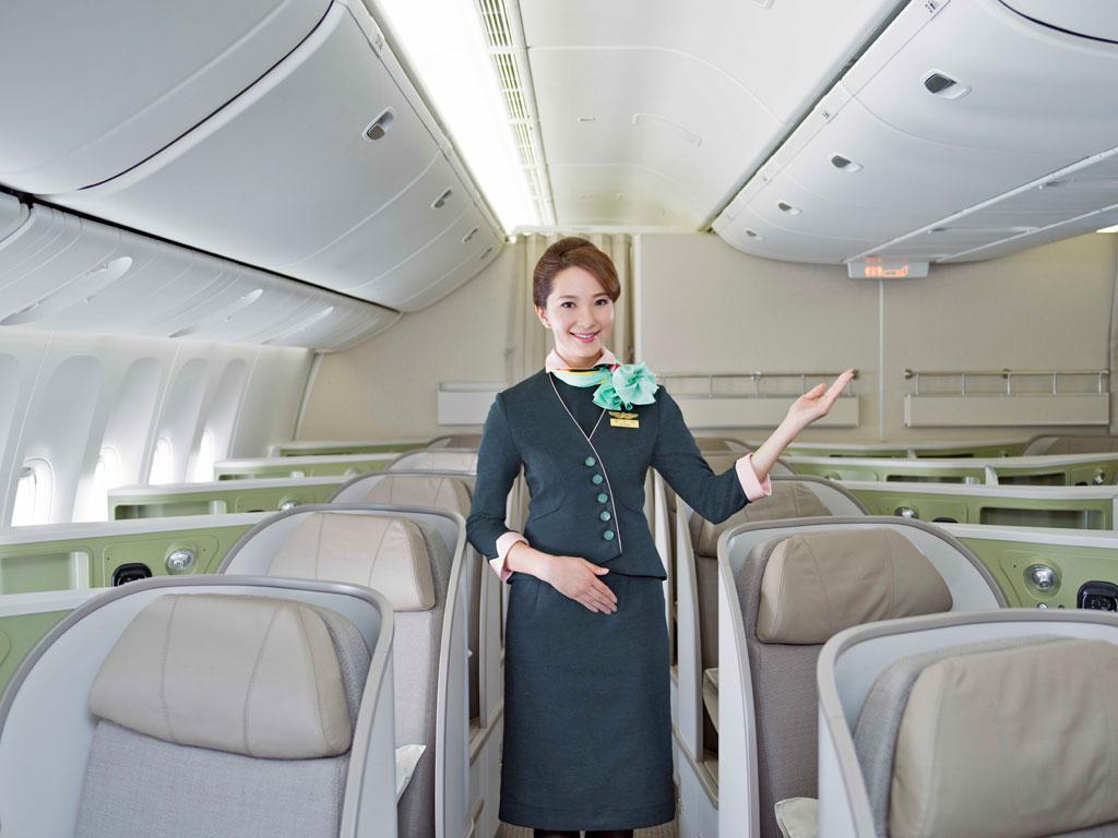 主流航空已推出選購附加服務項目,例如預選座位,乘客可輕鬆選擇心目中喜愛的機位。