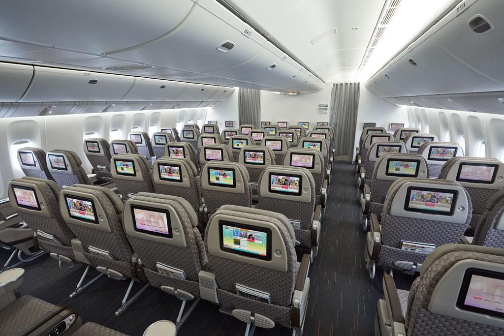 多元彈性票價組合按艙等的不同而有不同的收費標準,有些票價組合更提供免付費機上Wi-Fi無線上網服務,乘客可依自身需求選購。
