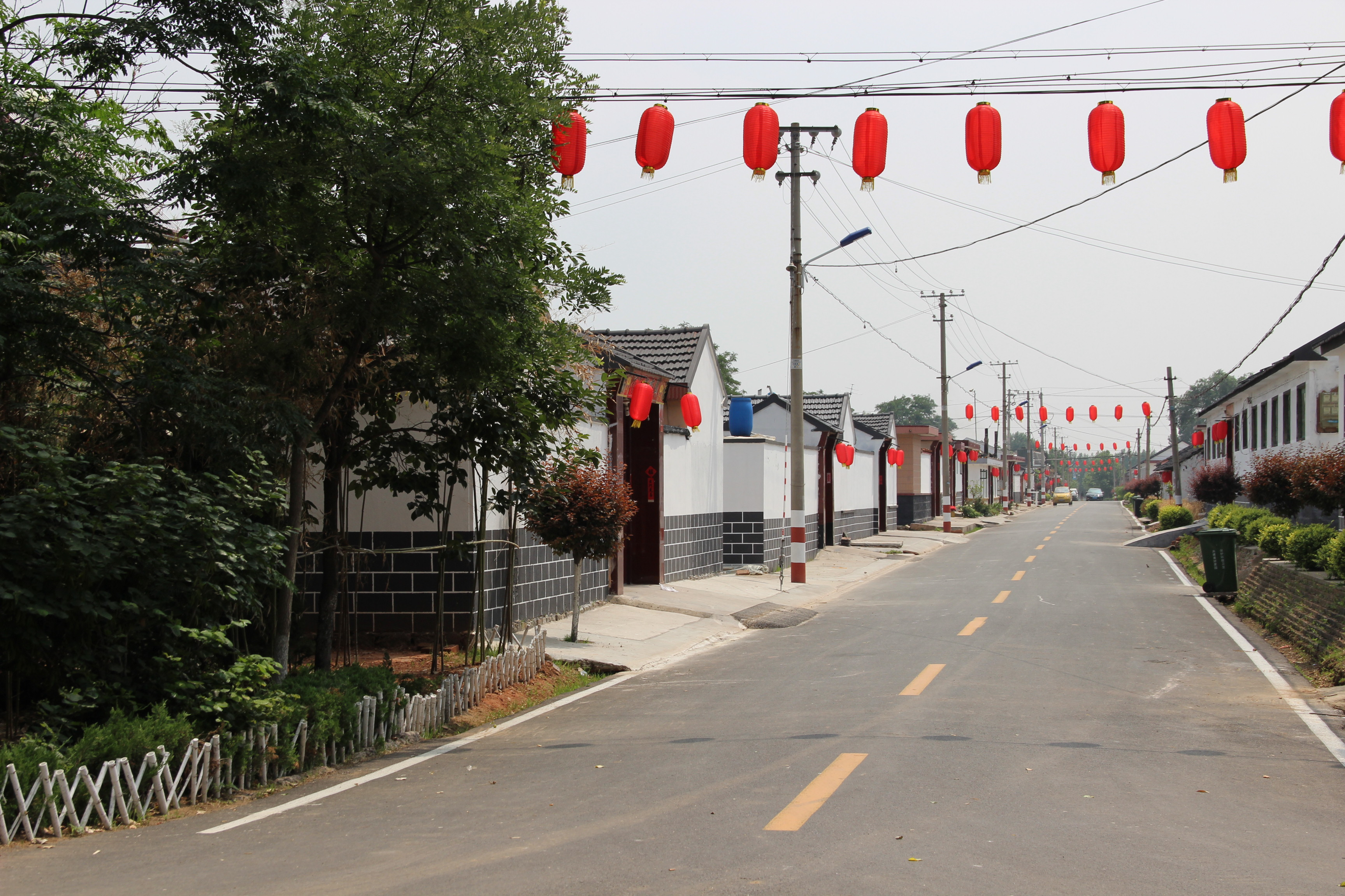 美麗鄉村「逛吃」嘗膠州特色。