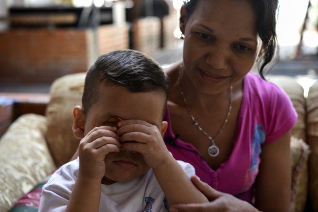 專家說,在家工作的父母常犯的錯誤是沒有制定明確界線。(Getty Images)